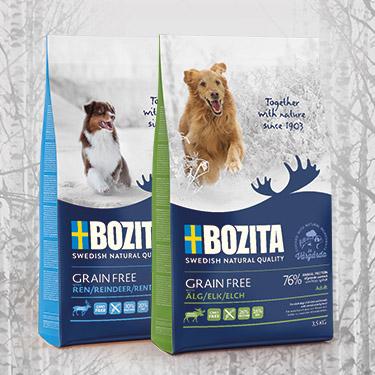 Bozita Dog Grain Free