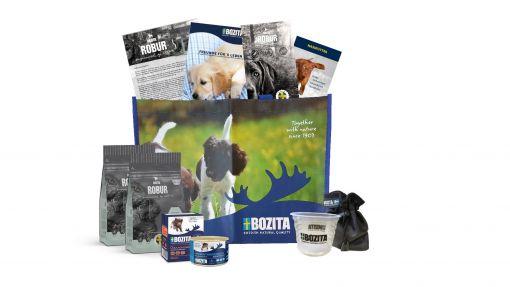 Bozita Robur Mother & Puppy Welpenpaket