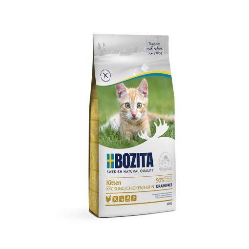 Bozita Kitten Grain free Chicken 10kg
