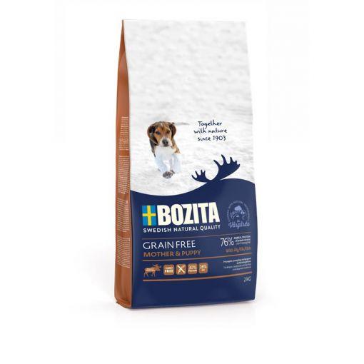 Bozita Grain Free Mother & Puppy 2 kg