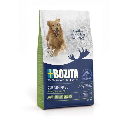 Bozita Grain Free Elch   3,5 kg