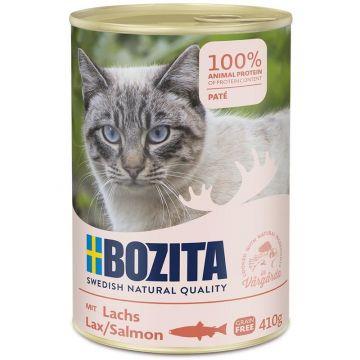 Bozita Cat Nassfutter Lachs 410g (Menge: 20 je Bestelleinheit)