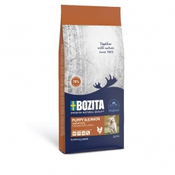 Bozita Puppy & Junior Weizenfrei   12,5kg