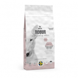 Bozita Robur Sensitive Single Protein Salmon 12,5kg
