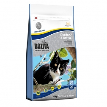 Bozita Cat Outdoor & Active 10kg