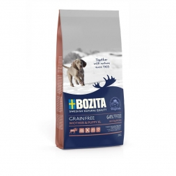 Bozita Grain Free Mother & Puppy XL 2kg